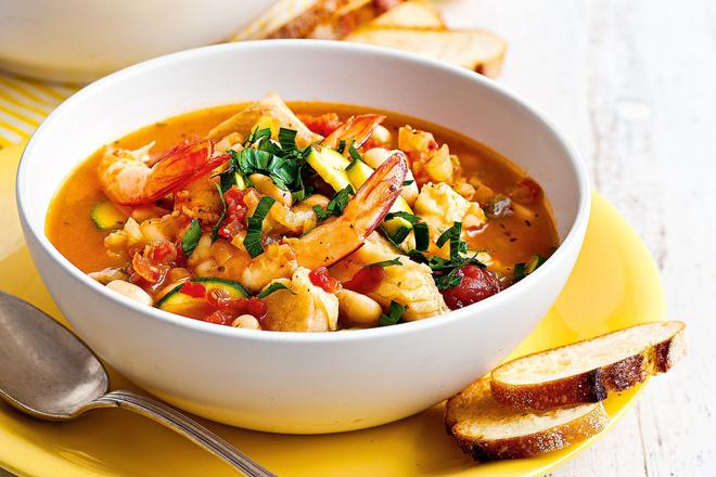 balık çorbası karadağ