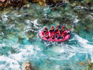 tara kanyonu rafting